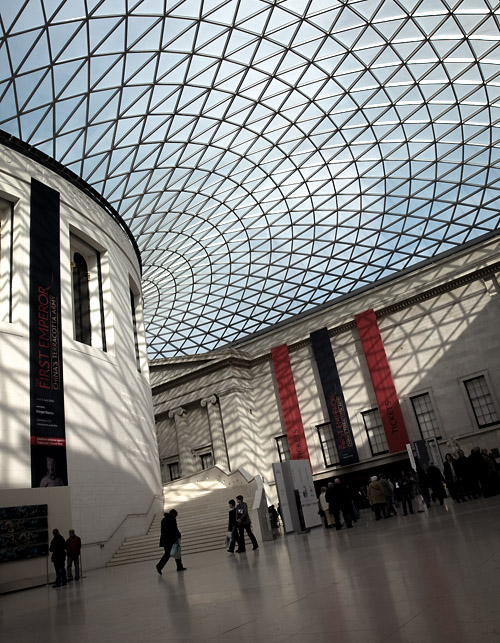 The British Museum - Great Court